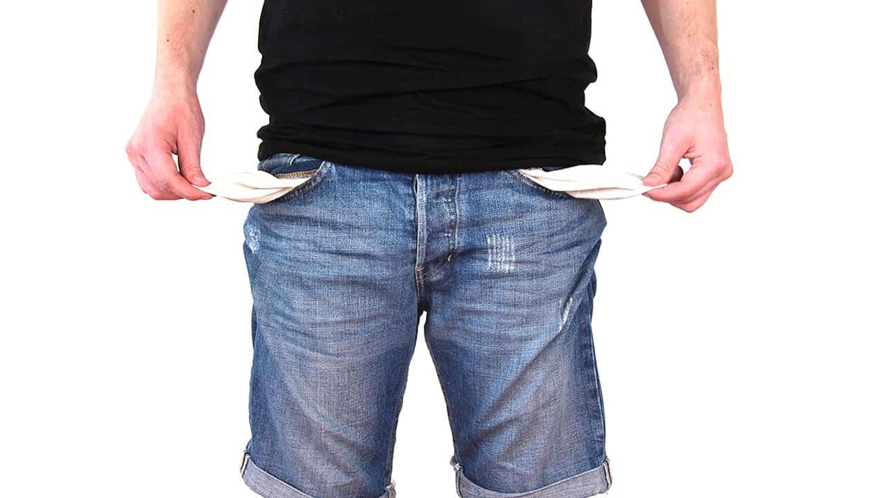 no money, poor, money
